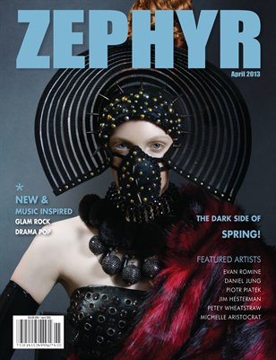 ZEPHYR Magazine - Apr. 2013 [Issue #6]