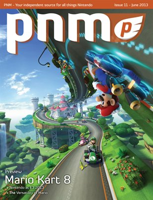 Pure Nintendo Magazine (PNM) Issue 11