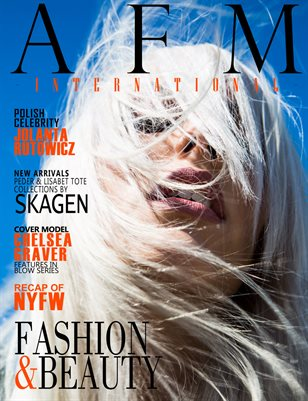 Fashion & Beauty Issue#1