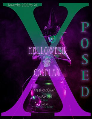 X Posed Vol 70 - Halloween & Cosplay