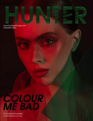 HUNTER Magazine issue January 2021 vol.2