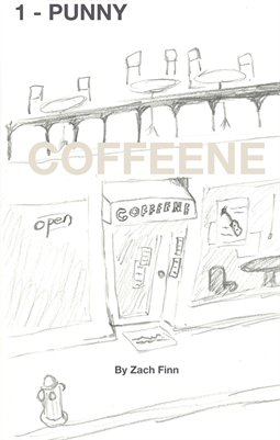 Coffeene - Issue 1