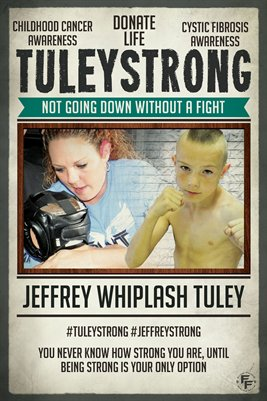 Tuley Strong Support Poster