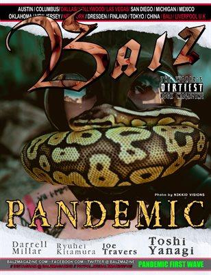Balz Magazine Issue 16