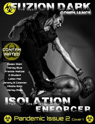 FuzionDark: Pandemic Jeremy B Coleman - Mikaila Soto Issue 2 Cover 1