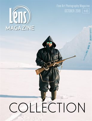 Lens Magazine Issue #49. October 2018. COLLECTION