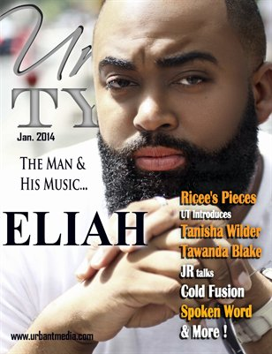 Urban Tymes Jan 2014 California Issue