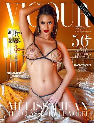 NUDE & Boudoir | August Issue 04