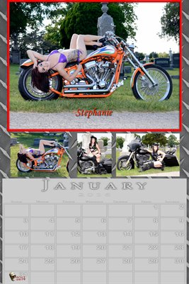 Stephanie Miss January 2016 poster