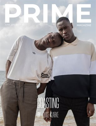 PRIME MAG June Issue #5 Vol.1