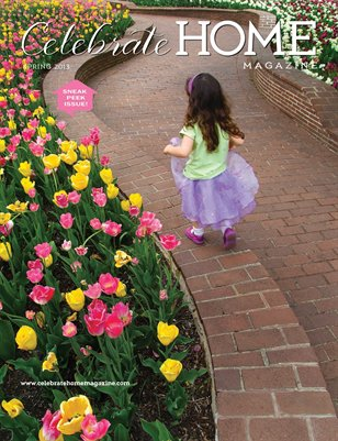 Celebrate Home Magazine, Butterflies (EXCERPT)