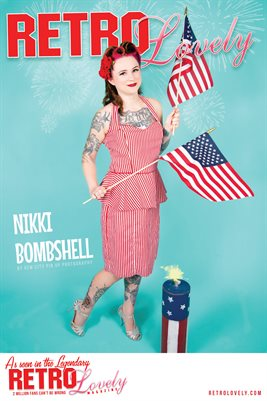 Nikki Bombshell Poster
