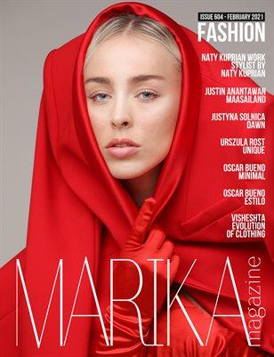 MARIKA MAGAZINE FASHION (ISSUE 604 - February)