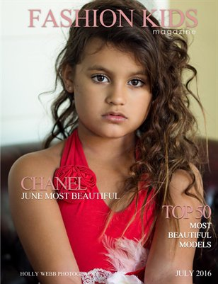 Fashion Kids Magazine | JULY TOP 50 MOST BEAUTIFUL