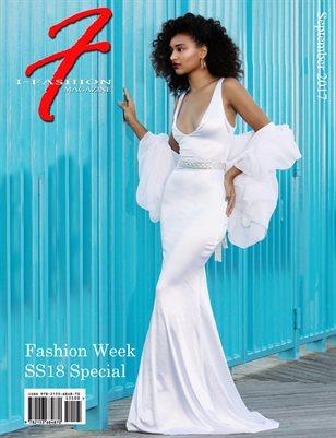 i-Fashion Magazine New York Fashion Week Special Edition