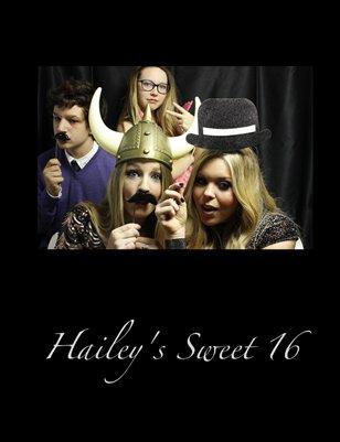 Hailey's Sweet 16