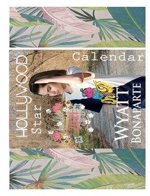 Hollywood Stars Calendar part 5