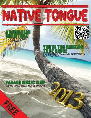 Issue 2, Dec/Jan 2013