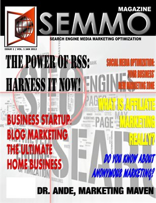 SEMMO Magazine Winter Issue