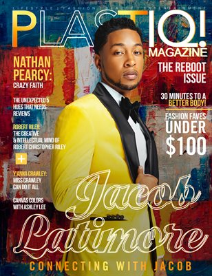 Plastiq! Magazine featuring Jacob Latimore