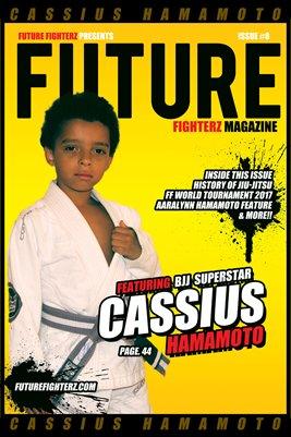 Cassisu Hamamoto Magazine Cover Poster