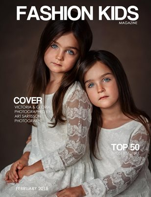 Fashion Kids Magazine | FEBRUARY TOP 50 2018