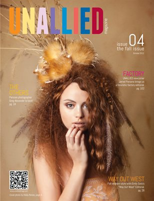 UNALLIED Magazine - Issue 04 - October 2012
