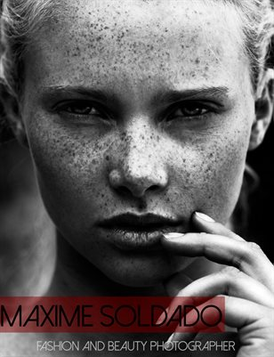 Maxime Soldado - Editorial book