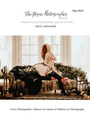 Boudoir | The Rogue Photographer Magazine
