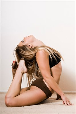 Courtney Coco Flexibility
