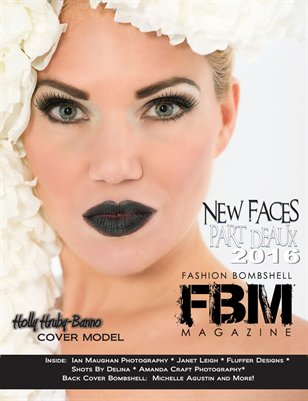 Fashion Bombshell Magazine: New Faces, Part Deaux