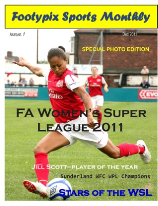 Footypix Sports Monthly - Dec 2011