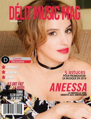 Délit Music Mag - Sept/Oct 2019