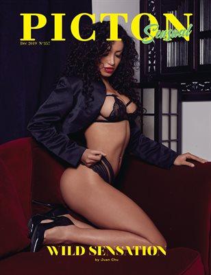 Picton Magazine December 2019 N357 Sensual Cover 2