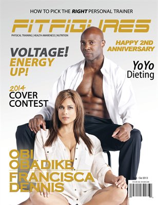 ANNIVERSARY ISSUE - SEP/OCT 2013 - OBI & FRANCISCA