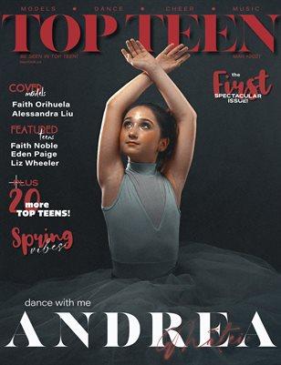 Top Teen - Andrea Cover - 2021