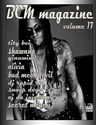 BCM magazine vol. 17