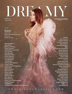DREAMY Magazine | Issue 33