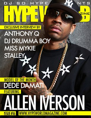 HYPE WORLD MAGAZINE ISSUE #16