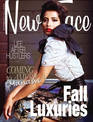 New Face Fashion Magazine - Issue 33, September '19