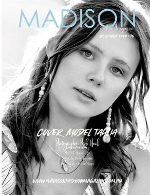 Madison Fashion Magazine November 2020 # 76