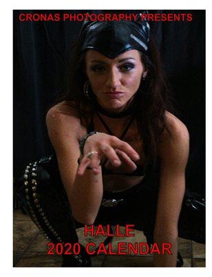 2020 Halle Calendar