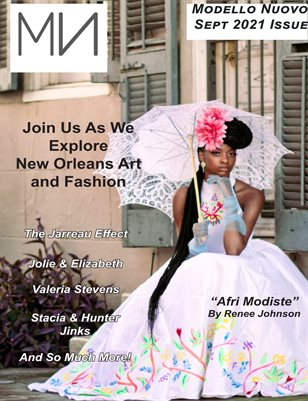 Sept Issue, New Orleans