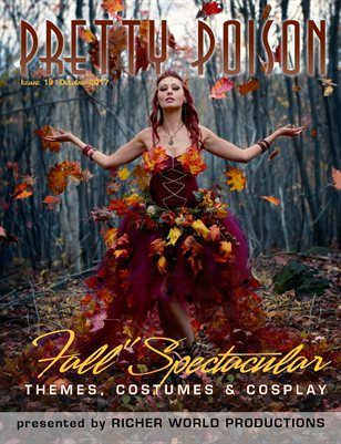 Pretty Poison Issue #19 Fall Spectacular