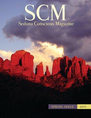 Sedona Conscious Magazine- Spring Issue