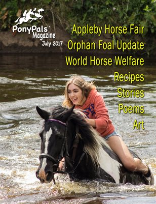 July 2017 Pony Pals Magazine - Vol. 7 #2