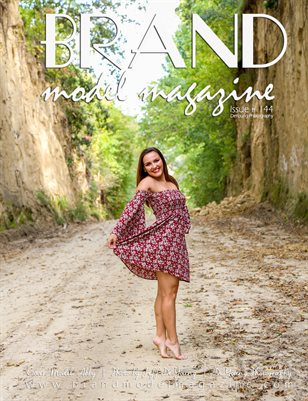 Brand Model Magazine  Issue # 144, DeYoung Photography Edition