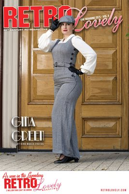 Gina Green Cover Poster