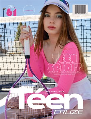 JUNE 2021 Issue (Vol: 61) | TÉENCRUZE Magazine