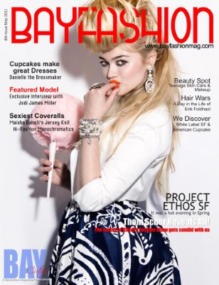 BAYFashion May 2011 - Cupcakes & Colors issue